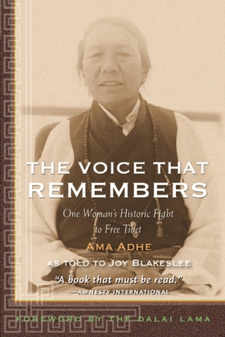The Voice that Remembers by Ama Adhe