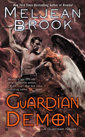 Review: Guardian Demon by Meljean Brook