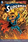 Superman, Vol. 1: What Price Tomorrow? (The New 52)