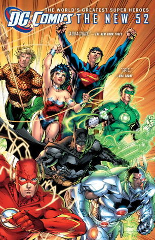DC Comics by Dan DiDio