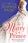 To Marry a Prince by Sophie Page