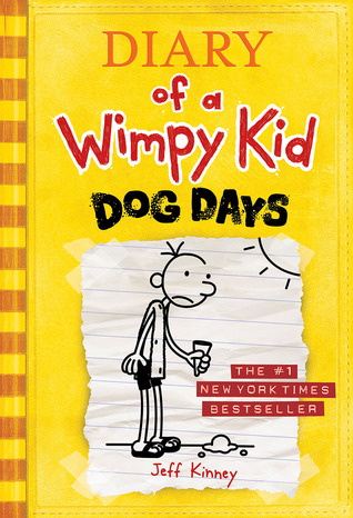 Dog Days (Diary of a Wimpy Kid, #4)