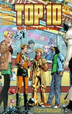 Top 10, Vol. 1 by Alan Moore