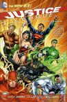 Justice League, Vol. 1 by Geoff Johns