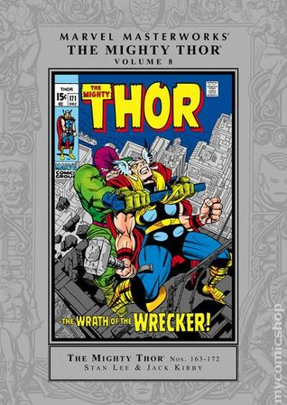 Marvel Masterworks: The Mighty Thor, Vol. 8 (Marvel Masterworks: The Mighty Thor #8)