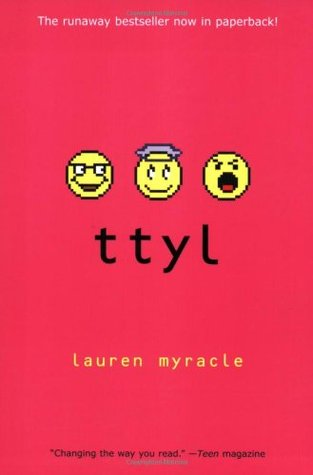 ttyl (Internet Girls, #1)