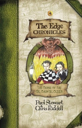 The Curse of the Gloamglozer by Paul Stewart