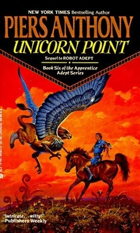 Unicorn Point by Piers Anthony