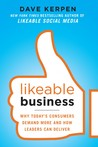 Likeable Business by Dave Kerpen