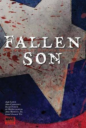Fallen Son by Jeph Loeb