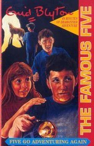 Five Go Adventuring Again (Famous Five, #2)
