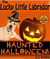 The Lucky Little Labrador: Haunted Halloween!