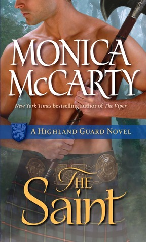 The Saint by Monica McCarty