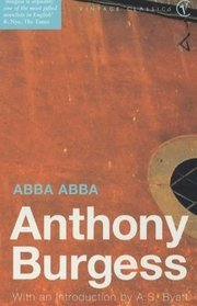 Abba Abba by Anthony Burgess