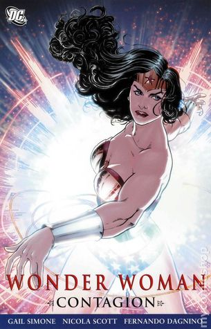 Wonder Woman, Vol. 8: Contagion