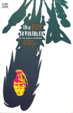 The Invisibles, Vol. 1 by Grant Morrison