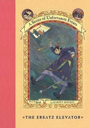 a series of unfortunate events reviews books
