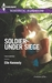 Soldier Under Siege (The Hunted #1)