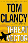 Threat Vector (Jack Ryan Jr., #4)