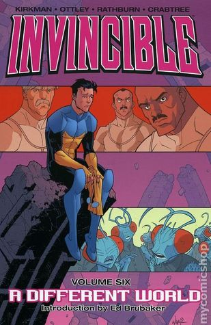 Invincible, Vol. 6 by Robert Kirkman