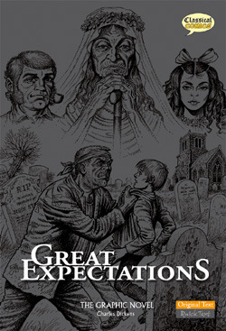"""a brief review of the story great expectations The latter is much closer, which is of particular importance when one considers the """"great expectations"""" of the plot pip will abandon joe in search of a better life, despite his natural love and affection for the blacksmith."""