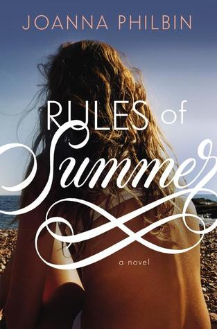 Book Cover: Rules of Summer by Joanna Philbin