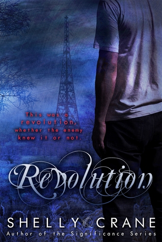 Revolution by Shelly Crane