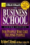 The Business School For People Who Like Helping People by Robert T. Kiyosaki