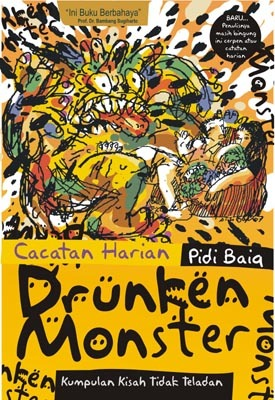 Drunken Monster by Pidi Baiq