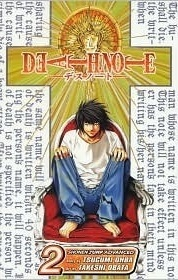 Death Note, Vol. 2 by Tsugumi Ohba