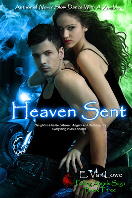 Heaven Sent by E. Van Lowe