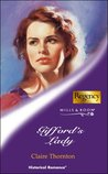 Gifford's Lady (Raven Brothers, #2) (Mills and Boon Historical, #818)