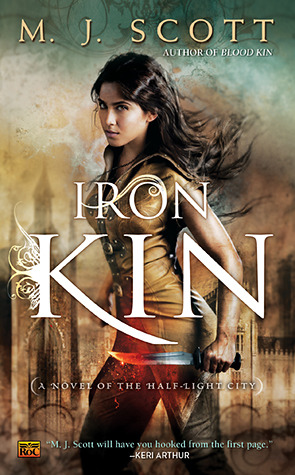 Review: Iron Kin by M.J. Scott