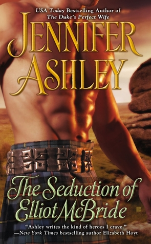 The Seduction of Elliot McBride (Highland Pleasures, #5)