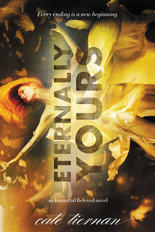 Eternally Yours by Cate Tiernan