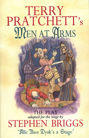 Men at Arms by Stephen Briggs
