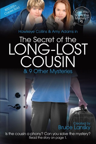 The Secret of the Long-Lost Cousin by M. Masters