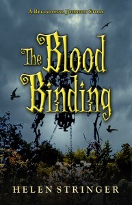 The Blood Binding by Helen Stringer