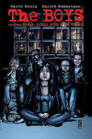 The Boys, Vol. 3 by Garth Ennis