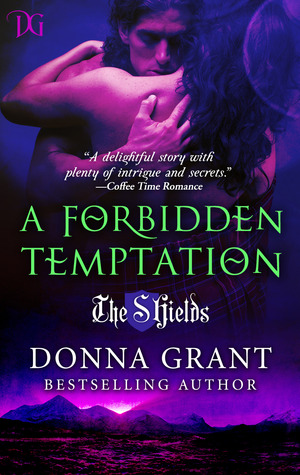 A Forbidden Temptation (The Shields, #4)