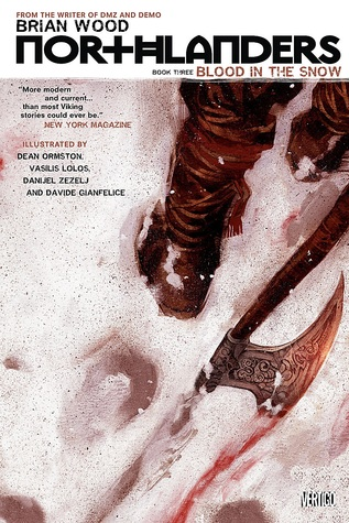 Northlanders, Vol. 3 by Brian Wood
