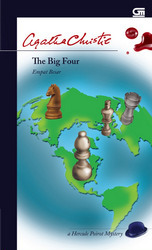 The Big Four - Empat Besar by Agatha Christie