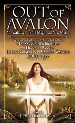 Out of Avalon by Jennifer Roberson