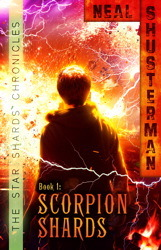 The Scorpion Shards (Star Shards Chronicles, #1)