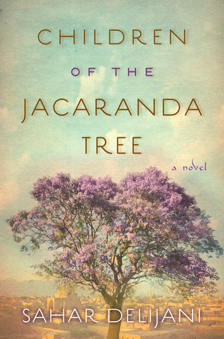 Cover art for Children of the Jacaranda Tree by Sahar Delijani