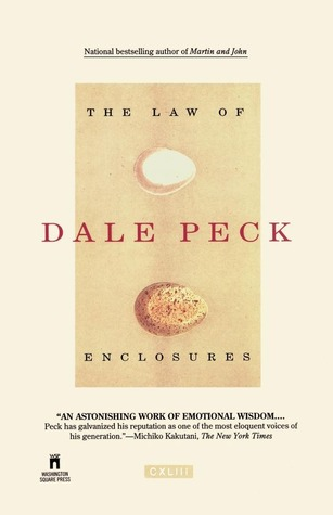 Law of Enclosures by Dale Peck