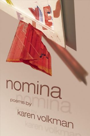 Nomina by Karen Volkman