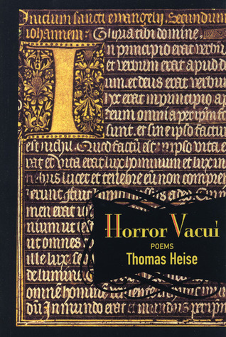 Horror Vacui: Poems
