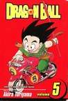Dragon Ball, Vol. 5: The Red Ribbon Army (Dragon Ball, #5)