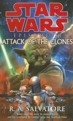 Star Wars Episode II by R.A. Salvatore